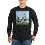 KNOTS Run Long Sleeve Dark T-Shirt