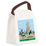 KNOTS Run Canvas Lunch Bag