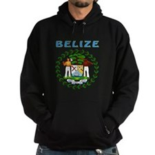 Belize Coat of arms Hoodie