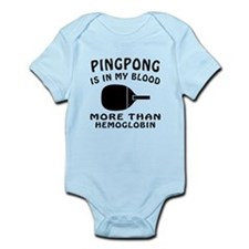 Ping pong Designs Onesie