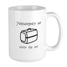 Schrodingers Cat Carrier Mug