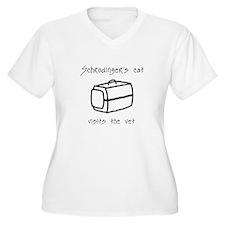 Schrodingers Cat Carrier T-Shirt