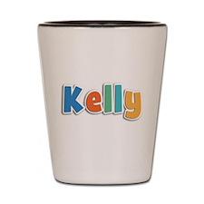 Kelly Spring11B Shot Glass