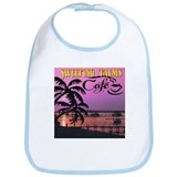 Sweeping Palms Cafe Bib