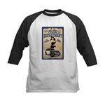 Police Department Kids Baseball Jersey