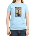 Police Department Women's Light T-Shirt