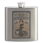Police Department Flask