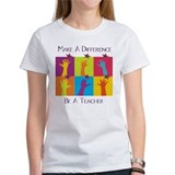 Difference Teacher T-Shirt