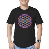 Flower of Life Rainforest T-Shirt