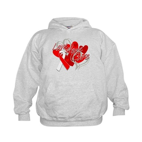 MDS Love Hope Cure Kids Hoodie