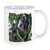 Madagascar Snapshots: Crowned Lemur Coffee Mug