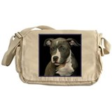 Cute Staffies Messenger Bag