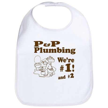 P P Plumbing Bib