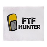 FTF Hunter Throw Blanket
