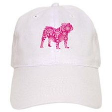 Old English Bulldog Baseball Cap