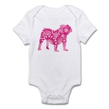 Old English Bulldog Infant Bodysuit