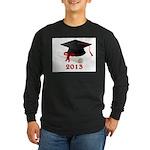 GRADUATE 2013 Long Sleeve Dark T-Shirt
