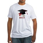 GRADUATE 2013 Fitted T-Shirt