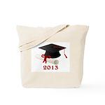 GRADUATE 2013 Tote Bag
