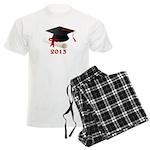 GRADUATE 2013 Men's Light Pajamas