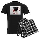GRADUATE 2013 Men's Dark Pajamas