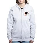 GRADUATE 2013 Women's Zip Hoodie