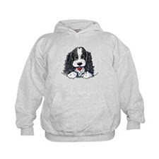Pocket Parti Cocker Hoody