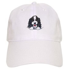 Pocket Parti Cocker Baseball Cap