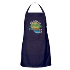 Fun In The Sun Apron (dark)