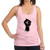 Rough Fist Racerback Tank Top