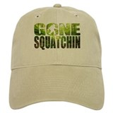 Gone Squatchin *Special Deep Forest Edition* Baseball Cap