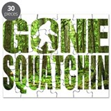 Gone Squatchin *Special Deep Forest Edition* Puzzl