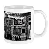 Shoppers in Jeddah 1965 Mug