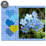 Forget-Me-Not Puzzle