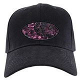 Cytochrome P450 molecules, artwork - Baseball Hat