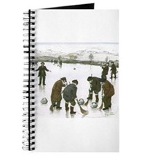 """Old time curling"" Journal"