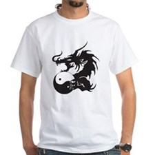 Yin Yang Dragon Shirt
