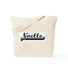 Black jersey: Noelle Tote Bag