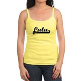 Black jersey: Lulu Ladies Top