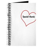 Special Heartz Simple Journal