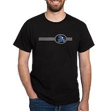 Dirt Bike Stripes T-Shirt