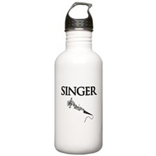Singer Water Bottle