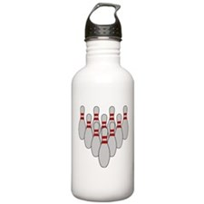 Ten Pin Bowling Water Bottle