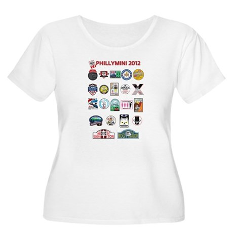 2012 Rally Logo Collection Women's Plus Size Scoop