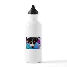 Puppy Dog Eyes Water Bottle