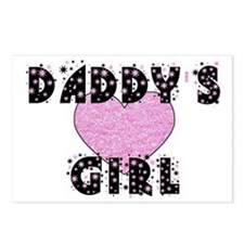 Daddys Girl Postcards (Package of 8)