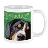 Got Entlebucher? Woof Cloud Coffee Mug