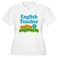 English Teacher Extraordinaire T-Shirt