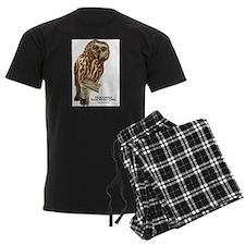 Northern Saw-Whet Owl Pajamas