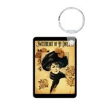 sweetheart-dreams_gc.png Aluminum Photo Keychain